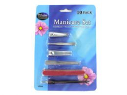 72 Units of Manicure Set - Manicure and Pedicure Items