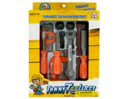 12 Units of Tool Play Set - Toy Sets