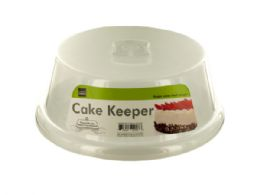 36 Units of Cake Storage Container with Handle - Storage & Organization