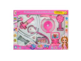 12 Units of Kids' Doctor Play Set - Toy Sets