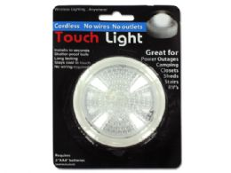 72 Units of Compact Touch Light - Lamps and Lanterns