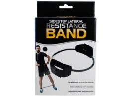 12 Units of Sidestep Lateral Resistance Band - Workout Gear