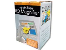 12 Units of Hands-Free LED Magnifier - LED Party Supplies