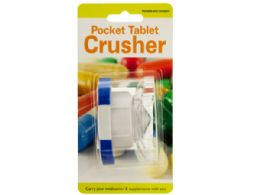 18 Units of Pocket Tablet Crusher - Pill Boxes and Accesories