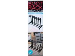 6 Units of Boot Rack Organizer - Wall Decor