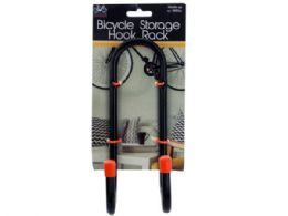 36 Units of Wall Mount Bicycle Storage Hook Rack - Hooks