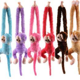 36 Units of Plush Monkey with No Sound - Plush Toys