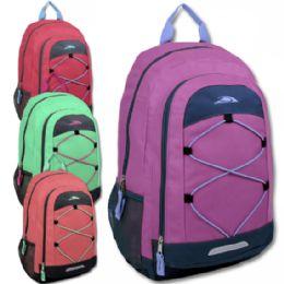 "24 Units of Trailmaker 19 Inch Optimum Backpack - Girls - Backpacks 18"" or Larger"