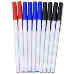 24 Units of Bulk 10 Pack Of Pens - Notebooks