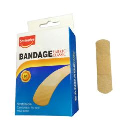100 Units of Bandages 50 Pieces - First Aid and Bandages