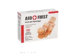 108 Units of Assorted Bandages - First Aid and Bandages