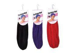 100 Units of Turban Hat - Head Wraps