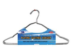 72 Units of Hangers 6 Pieces - Towel Rods & Hangers