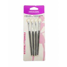 120 Units of Eyeshadow Brush 4 Piece - Cosmetics