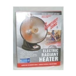 "2 Units of Jumbo Dish Radiant Heater 20x16.5x5"" - Electrical"