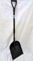 6 Units of Shovels - Poly Scoop Type 54 Inch - Winter Sled