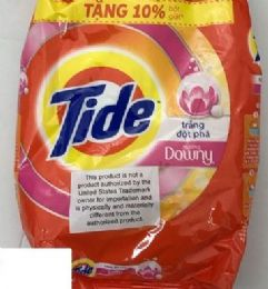36 Units of TIDE 370 Grams with DOWNY Detergent - Laundry Detergent