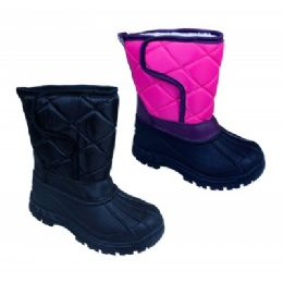 18 Units of Girls Snow Boots - Girls Boots