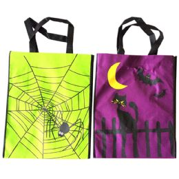 48 Units of PARTY SOLUTIONS HALLOWEEN BAG - Halloween & Thanksgiving
