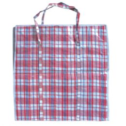 100 Units of Shopping Bag With Zipper - Bags Of All Types