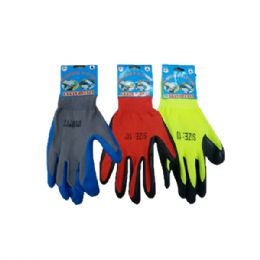 72 Units of Industrial Work Gloves - Working Gloves