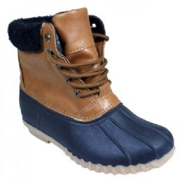 18 Units of Kids' Winter Boots - Unisex Footwear