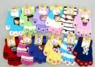 240 Units of Ladies Glove With Assorted Designs - Winter Gloves