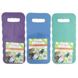 36 Units of Kneeling Pad Foam 3 Assorted Colors - Hardware Miscellaneous