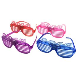 48 Units of Party Solutions 2019 Led Glasses - New Years