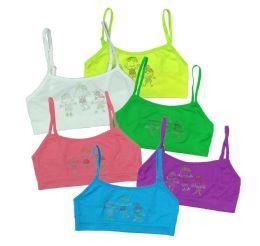 216 Units of Girls Seamless Bra - Girls Underwear and Pajamas