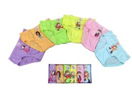 216 Units of Girls Cotton Panty - Girls Underwear and Pajamas