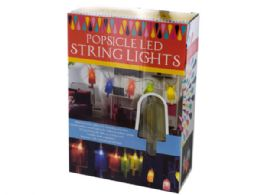 12 Units of Popsicle LED String Lights - LED Party Supplies