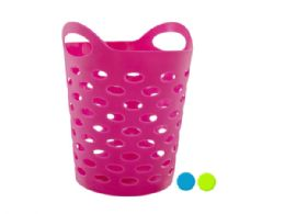 72 Units of Flexible Round Storage Basket - Baskets