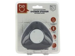 6 Units of Bluetooth Shower Speaker - Bathroom Accessories