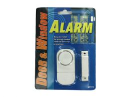 72 Units of Door & Window Alarm - Home Accessories