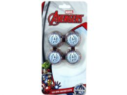 72 Units of 100 Count Avengers Mini Cupcake Liners - Baking Supplies