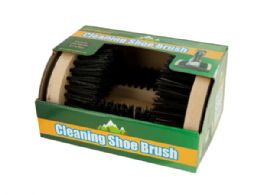 6 Units of Shoe & Boot Cleaning Brush - Cleaning Products