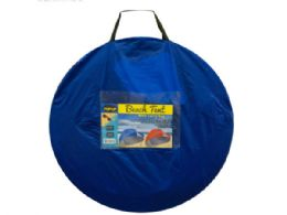 3 Units of Pop-Up Beach Tent with Carry Bag - Beach Toys