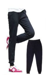 24 Units of Womens Athletic Pants Size XLarge Assorted Color - Womens Pants