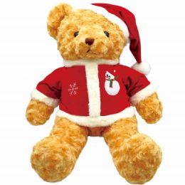 12 Units of Twenty Inch Xmas Bear - Christmas Novelties