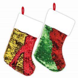 48 Units of Xmas Sock - Christmas Stocking