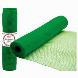 25 Units of Tulle Roll Holiday In Green Ten Yards - Christmas Decorations