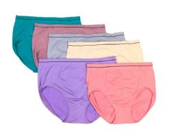 144 Units of Ladies Seamless Brief - Womens Panties & Underwear