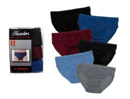 72 Units of Mens Cotton Brief - Mens Underwear