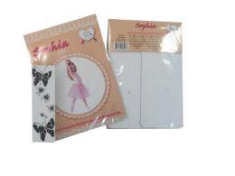 120 Units of Girls Pantyhose - Girls Socks & Tights