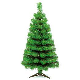 24 Units of Four Foot Xmas Tree - Christmas Ornament