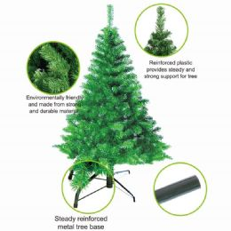 6 Units of Five Foot Xmas Tree - Christmas Ornament
