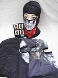 48 Units of Winter Warm Face Ski Mask - Unisex Ski Masks