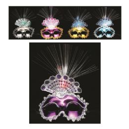 96 Units of Led Masquerade Mask - Costumes & Accessories