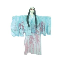 12 Units of Thirty Six Inch Hanging Ghost - Costumes & Accessories